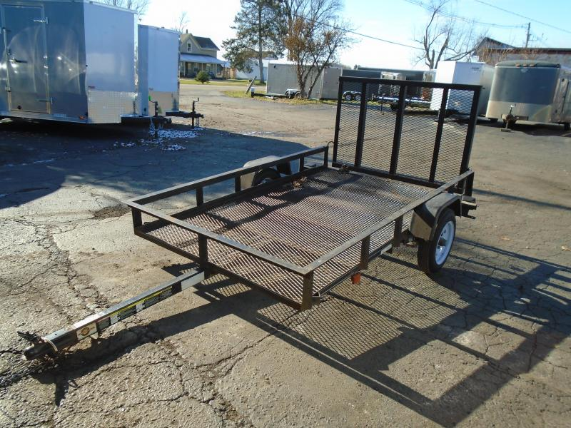 2005 Carry-On 5x8 light duty Utility Trailer
