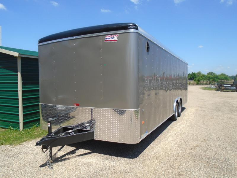 2019 American Hauler Industries 8.5x24 Air Lite Car / Racing Trailer