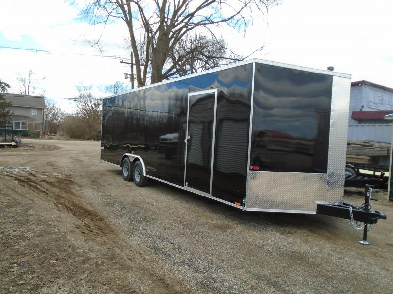 2020 Pace American 8.5x26 10k Journey Car / Racing Trailer