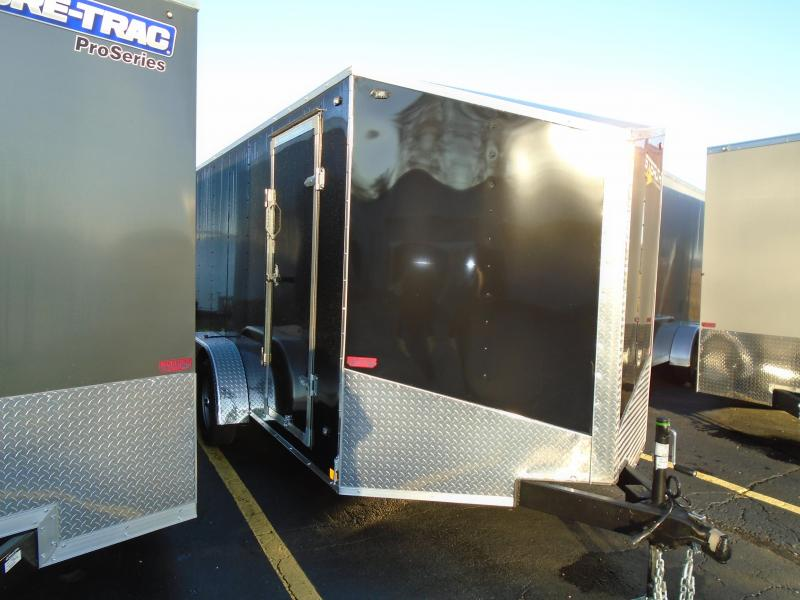 2019 Stealth Trailers 7x14 Mustang SE Enclosed Cargo Trailer