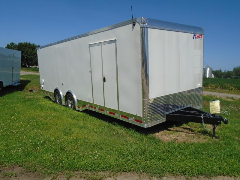 2020 Pace American 8.5x24 10k Car / Racing Trailer