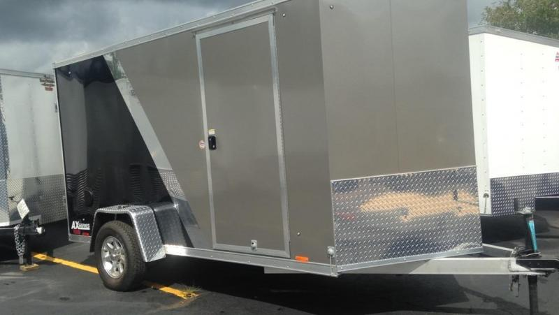 2017 Cargo Express 6 X 12 Enclosed Cargo Trailer