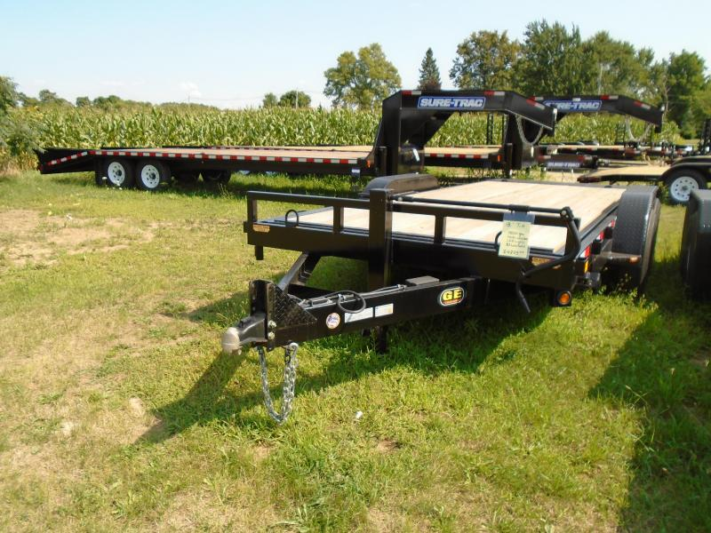 2019 GE 18 Tilt 14k Equipment Trailer
