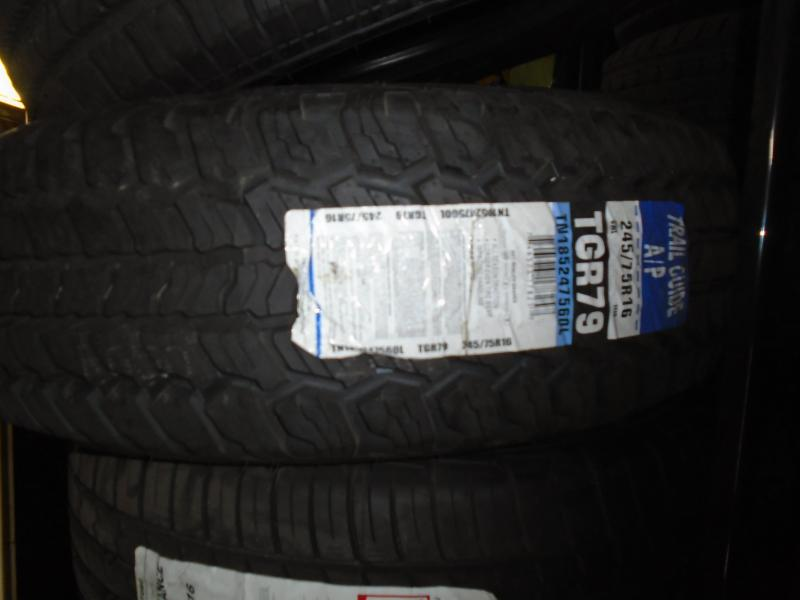 245/75/R16 Tires