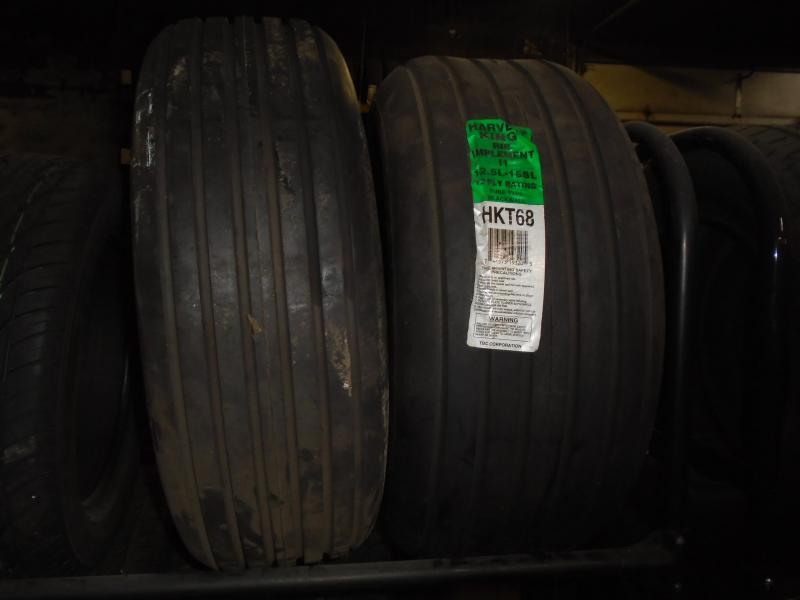 12.5L -15SL tires