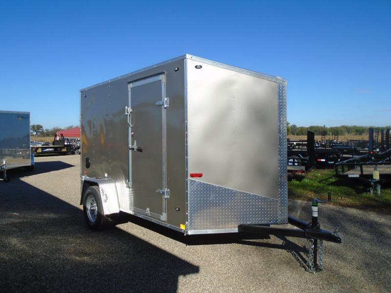 2019 Stealth Trailers 6x10 Mustang Series Enclosed Cargo Trailer