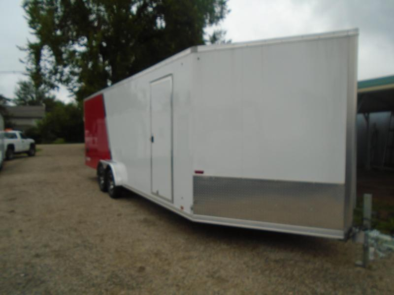 2019 Look Trailers 7.5 x 29 7k Avalanche Snowmobile Trailer