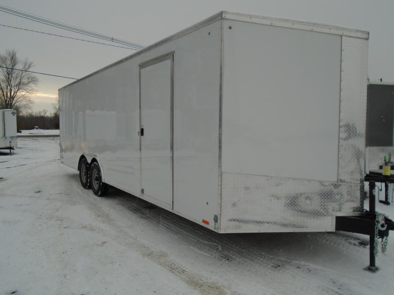 2018 Cargo Express XL Series 8.5x24 Enclosed Cargo Trailer