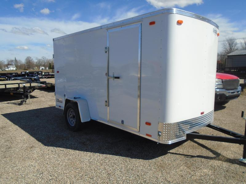 2020 Cargo Express 6x12 SA Enclosed Cargo Trailer