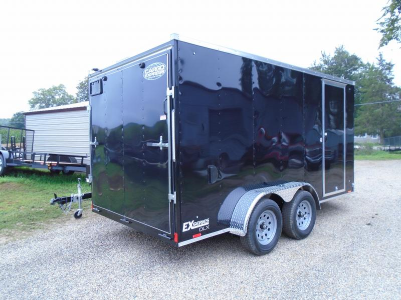 2019 Cargo Express 7x16 EX Series Enclosed Cargo Trailer