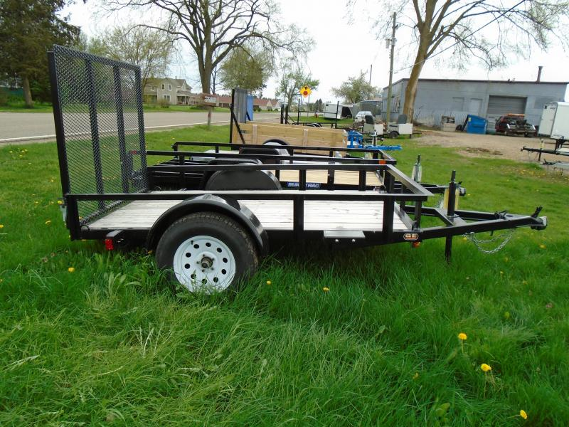 2018 GE 5X8 Utility Trailer with Gate