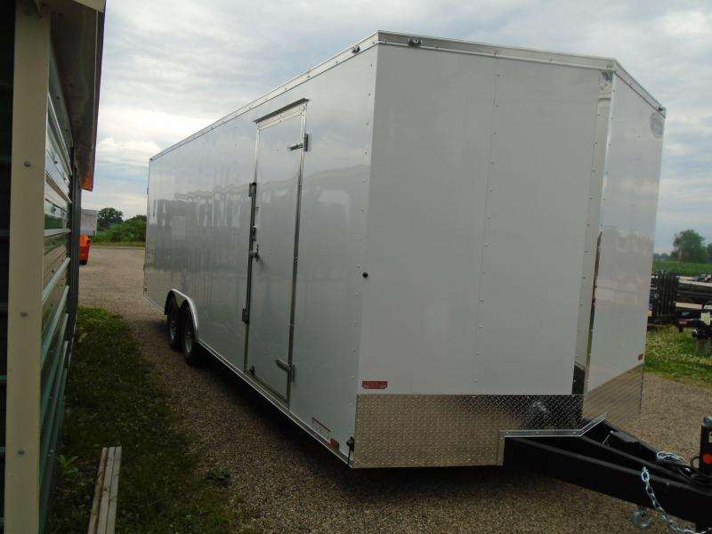 2019 Continental Cargo 8.5x24 V Series Enclosed Cargo Trailer