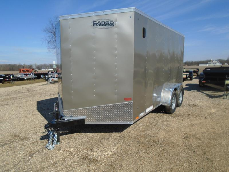 2018 Cargo Express EX series 7x14 Enclosed Cargo Trailer