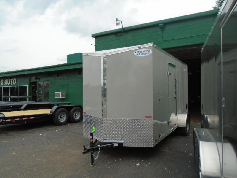 2020 Continental Cargo 6x14 V Series SA Enclosed Cargo Trailer