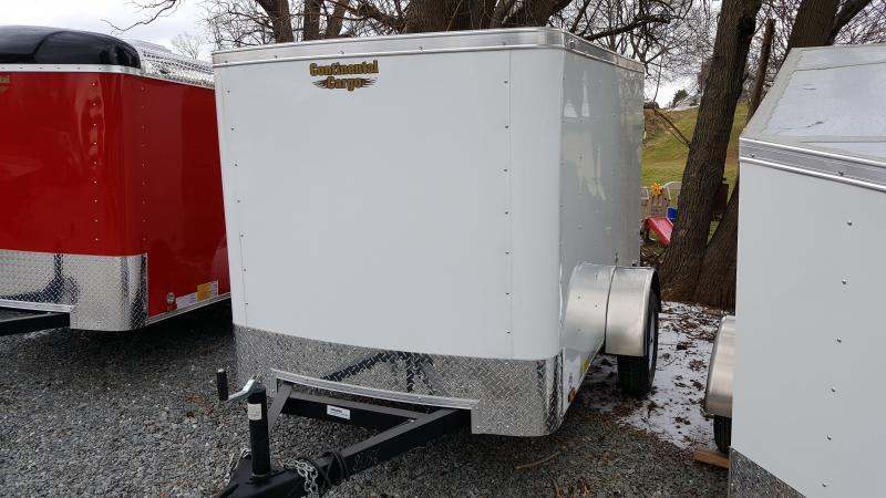 2019 Continental Cargo RS58SA Enclosed Cargo Trailer