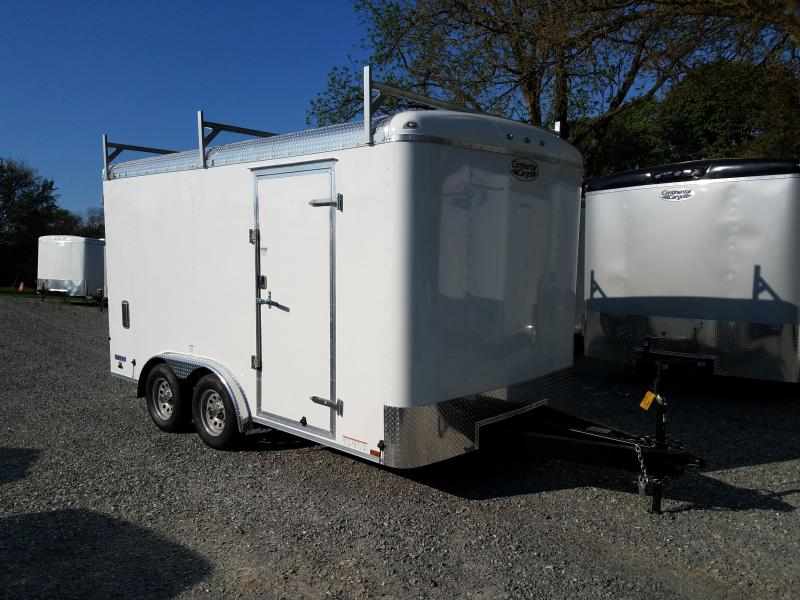 2018 Continental Cargo TW814TA2 Enclosed Cargo Trailer