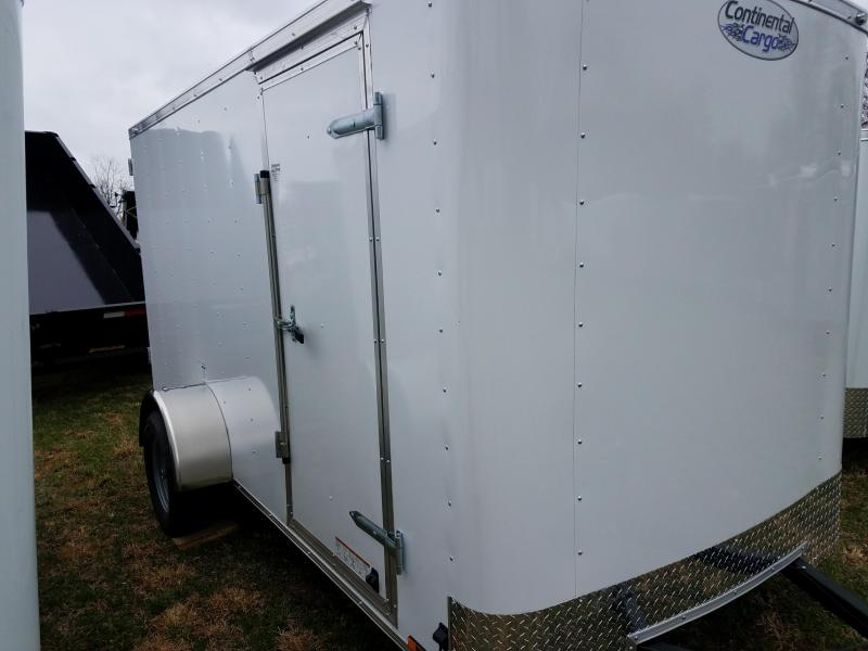 2019 Continental Cargo RS612SA Enclosed Cargo Trailer