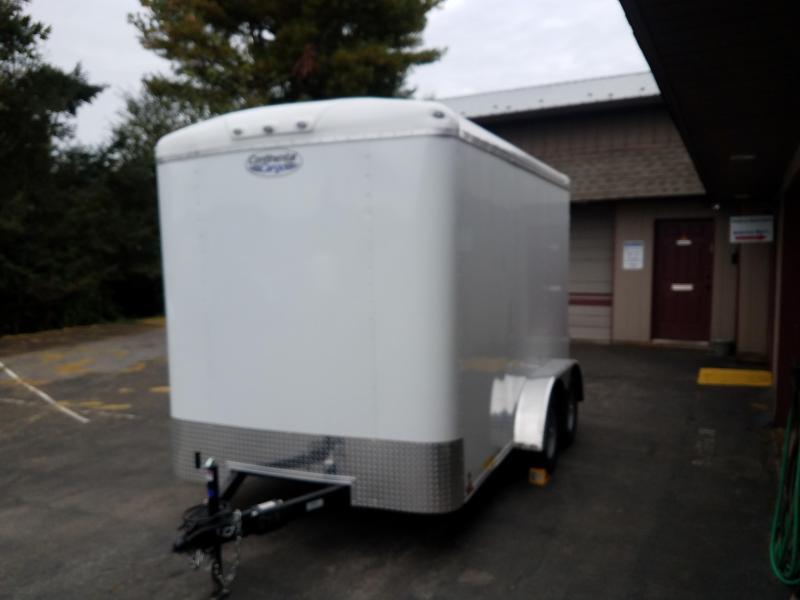 2019 Continental Cargo TW712TA2 Enclosed Cargo Trailer