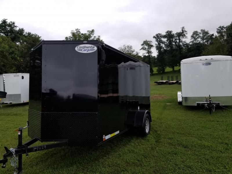 2019 Forest River Inc. VHW612SA Enclosed Cargo Trailer