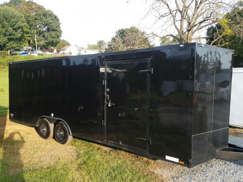 2019 Continental Cargo VHW8.5 X 24 Car / Racing Trailer