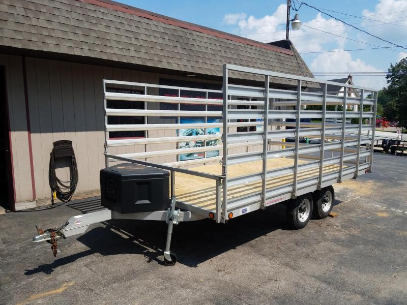 2005 Worthington Trailers 7x14 ATV Trailer