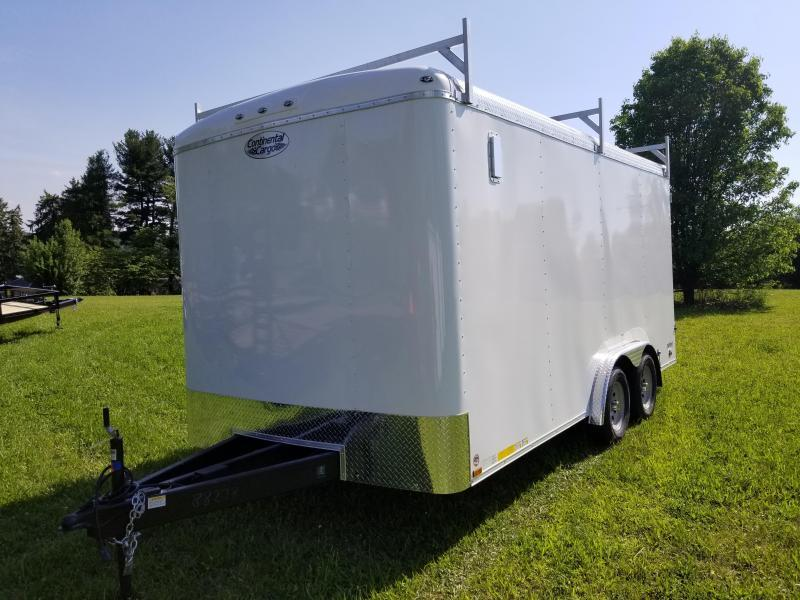 2019 Continental Cargo TW816TA3 Enclosed Cargo Trailer