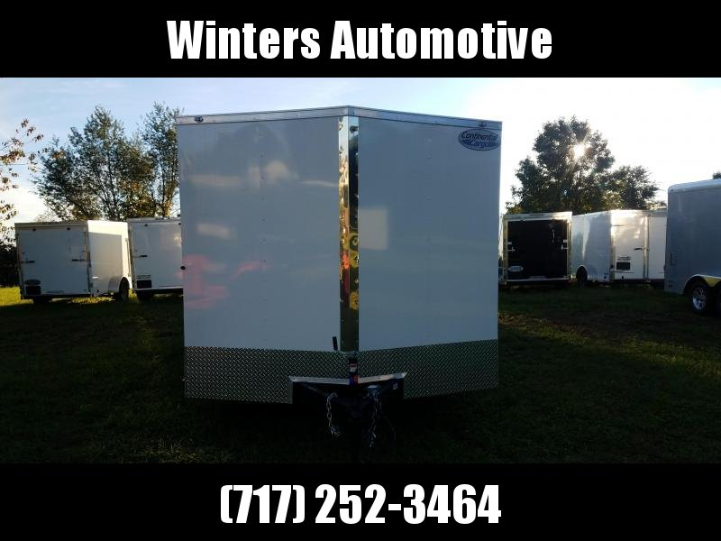 2019 Continental Cargo VHW8.5 X 24TA3 Car / Racing Trailer