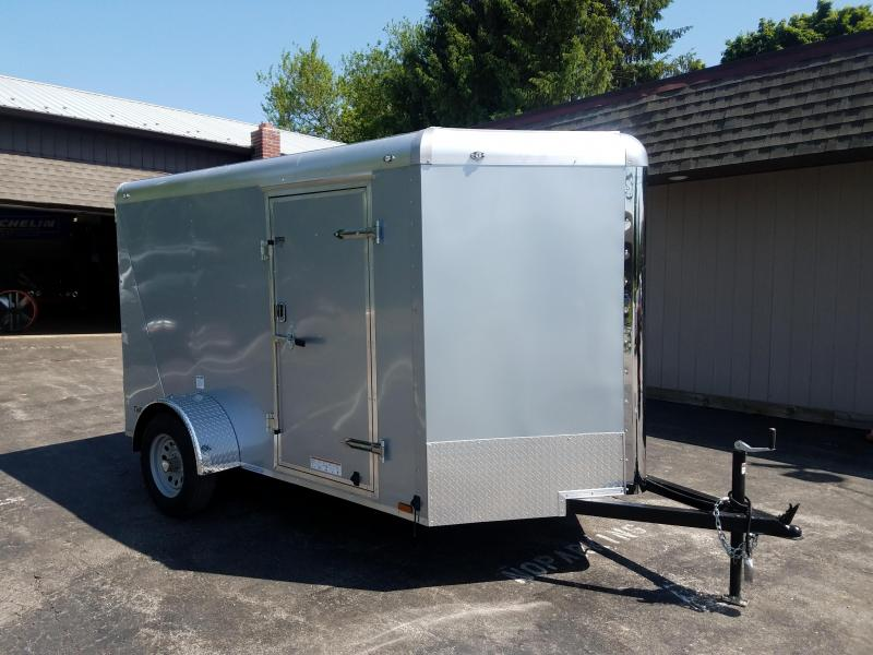2019 Continental Cargo TW610SA Enclosed Cargo Trailer