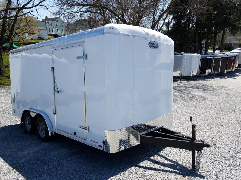 2019 Continental Cargo TW816TA2LANDSCAPE Enclosed Cargo Trailer