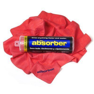 The Absorber Microfiber Cloths