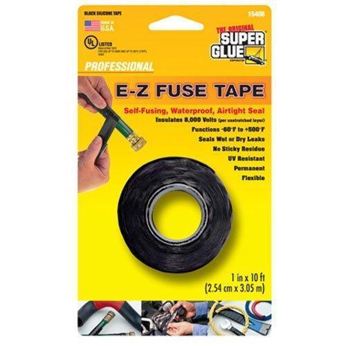 Super Glue The Original 15408 E-Z Fuse Tape 10'