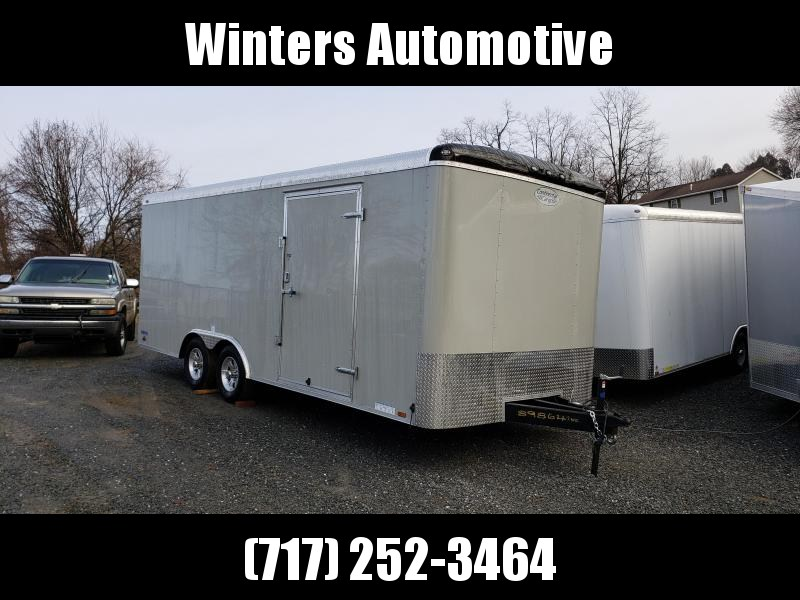 2019 Continental Cargo TW8.5 X 20 Car / Racing Trailer