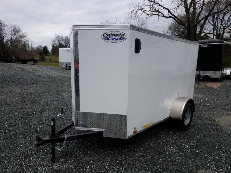 2019 Continental Cargo VHW610SA Enclosed Cargo Trailer