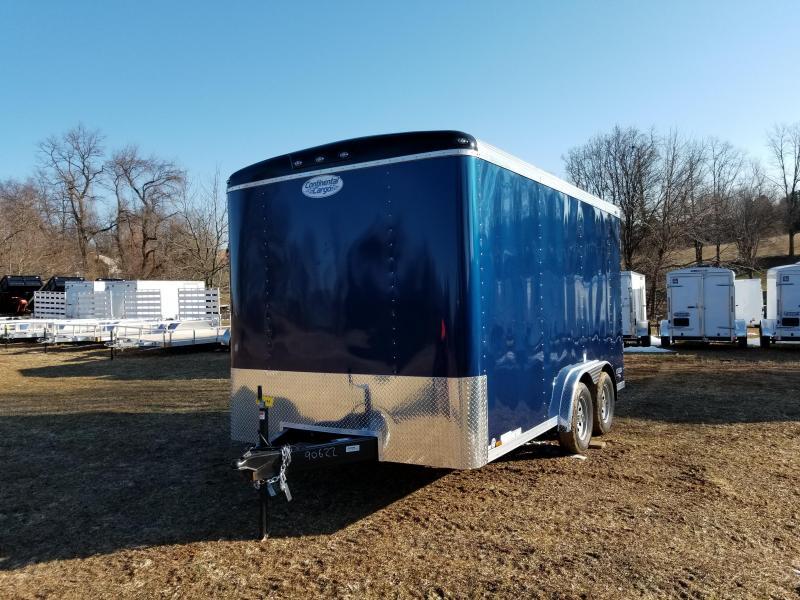 2019 Continental Cargo TW8x14TA2 Enclosed Cargo Trailer