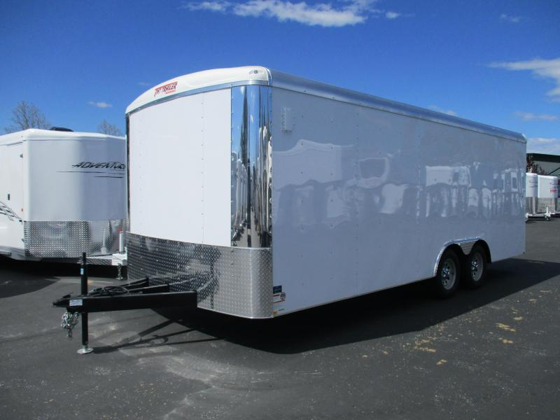 2017 TNT Transit 8.5 X 20 7K Enclosed Cargo Trailer