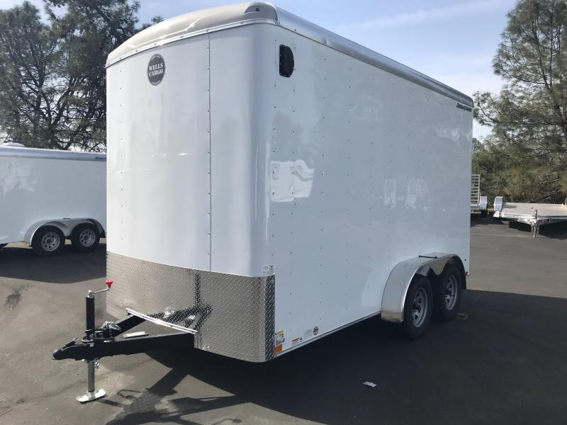 2019 Wells Cargo Road Force 7 X 14 TA Enclosed