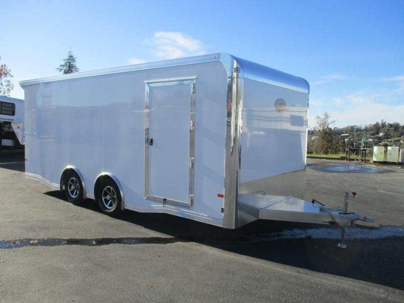 2018 Sundowner 20' Race Series Car Hauler