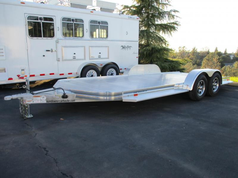 2019 Sundowner Trailers BP 19 Car Hauler Car / Racing Trailer