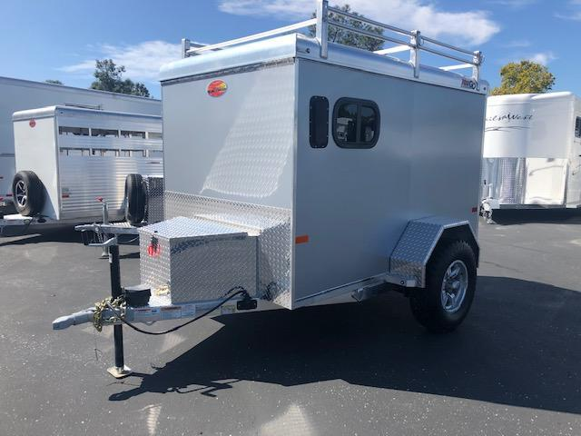2020 Sundowner Trailers 5 x 8 MiniGo Enclosed Cargo Trailer