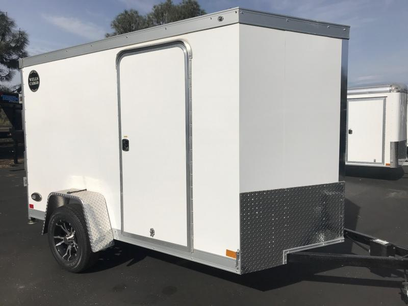 2018 Wells Cargo 6 x 10 SA #7000 Series Enclosed
