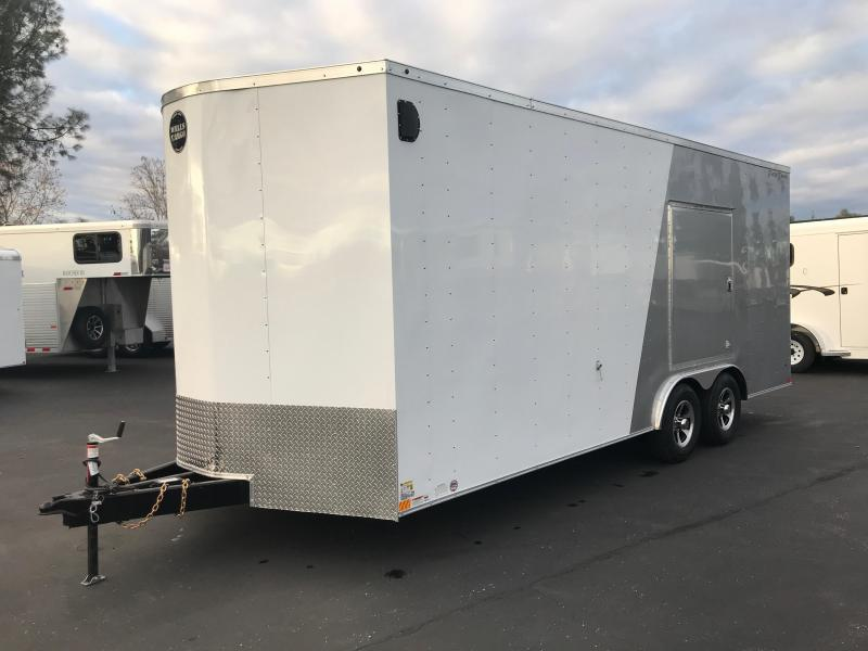2019 Wells Cargo 8.5 x 20 Fast Trac Enclosed