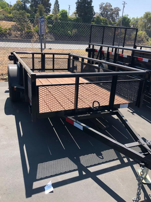 2018 R and J Trailers Inc 5 X 10 Tilt Bed 2.9K Equipment Trailer