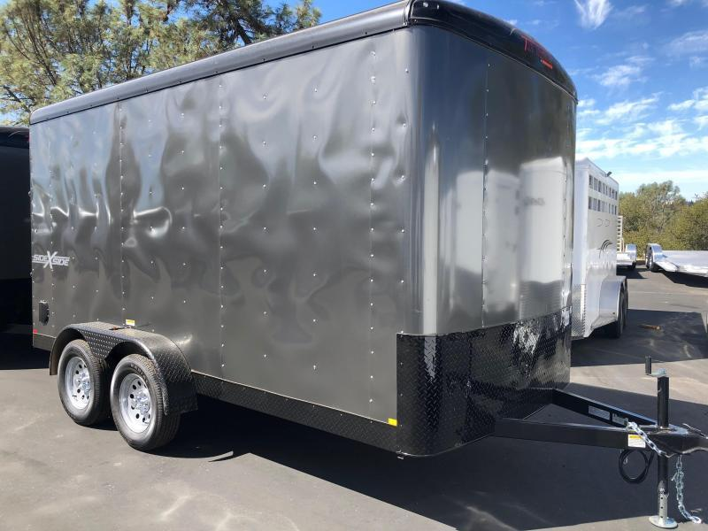 2019 TNT 7 x 14 Transit Enclosed Cargo Trailer