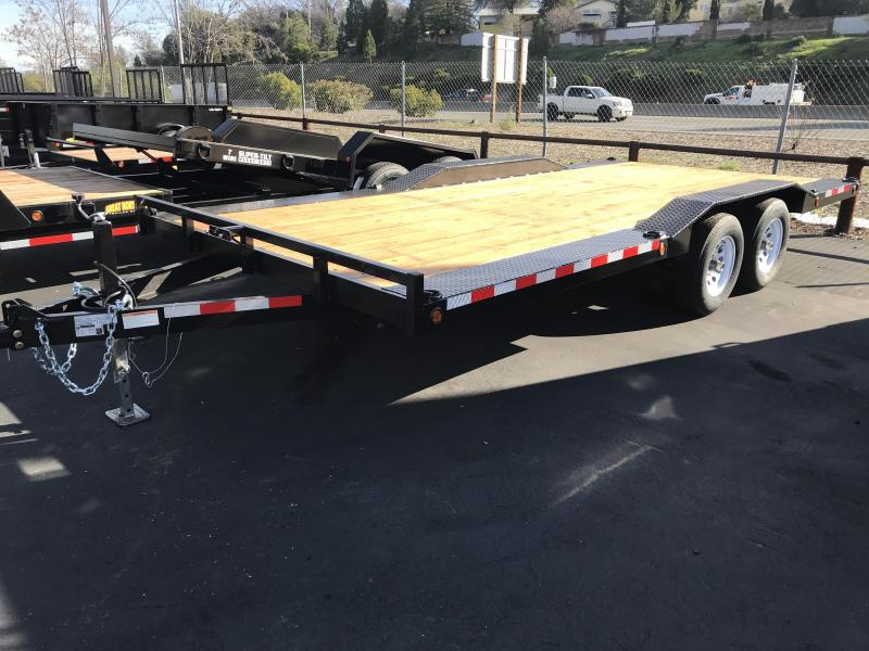 2019 R and J 7 x 20 Car Hauler 10k