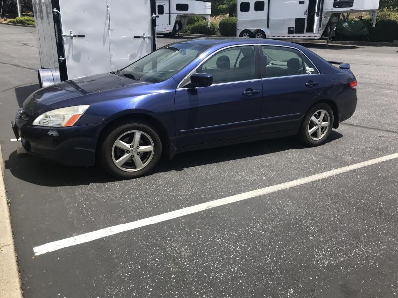 2004 Honda Accord EX 4 Door