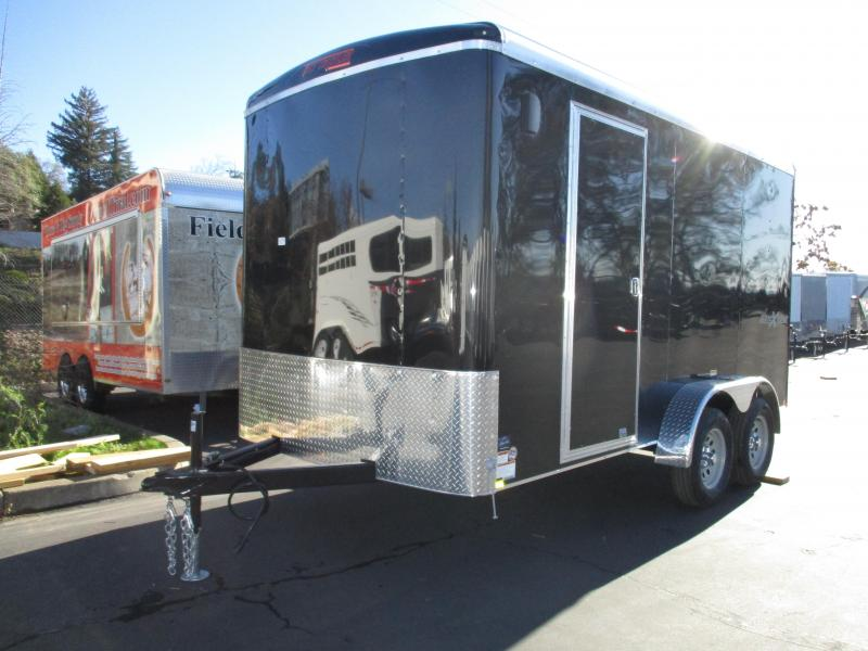 2019 TNT 2019 7 x 14 Transit TA Enclosed Cargo Trailer