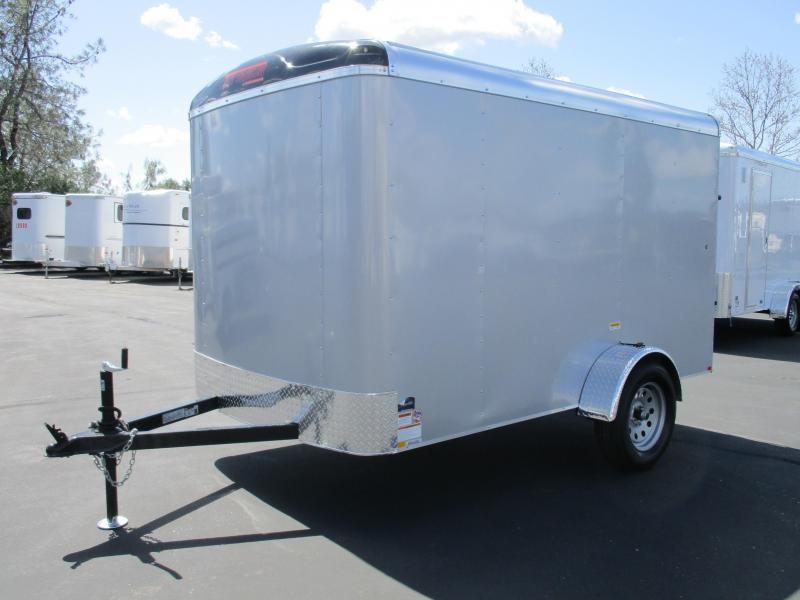 2018 TNT 6 x 10 Tote Single Axle Enclosed Cargo Trailer