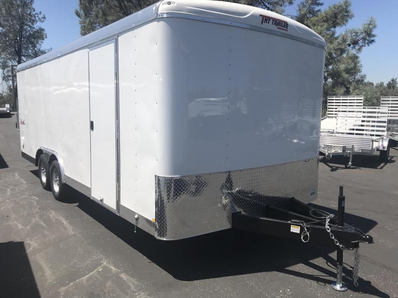 2019 TNT 8.5 x 20 Transit TA 7K Enclosed