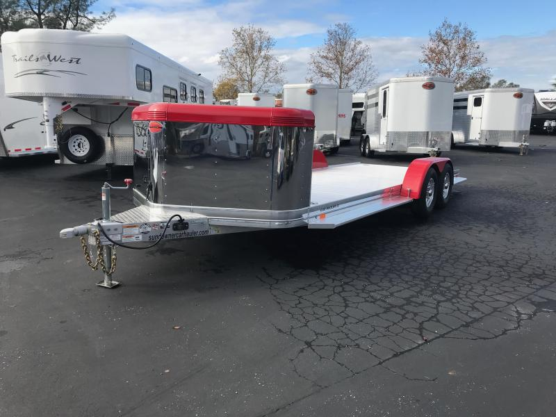 2019 Sundowner BP 22' Car Hauler Ultra Series