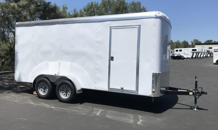 2018 TNT 7 x 16 Transit Enclosed Cargo Trailer